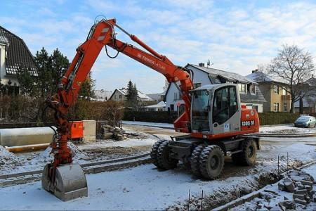 codzienność firm budowlanych - kłopoty, kryzys na rynku budowlanym