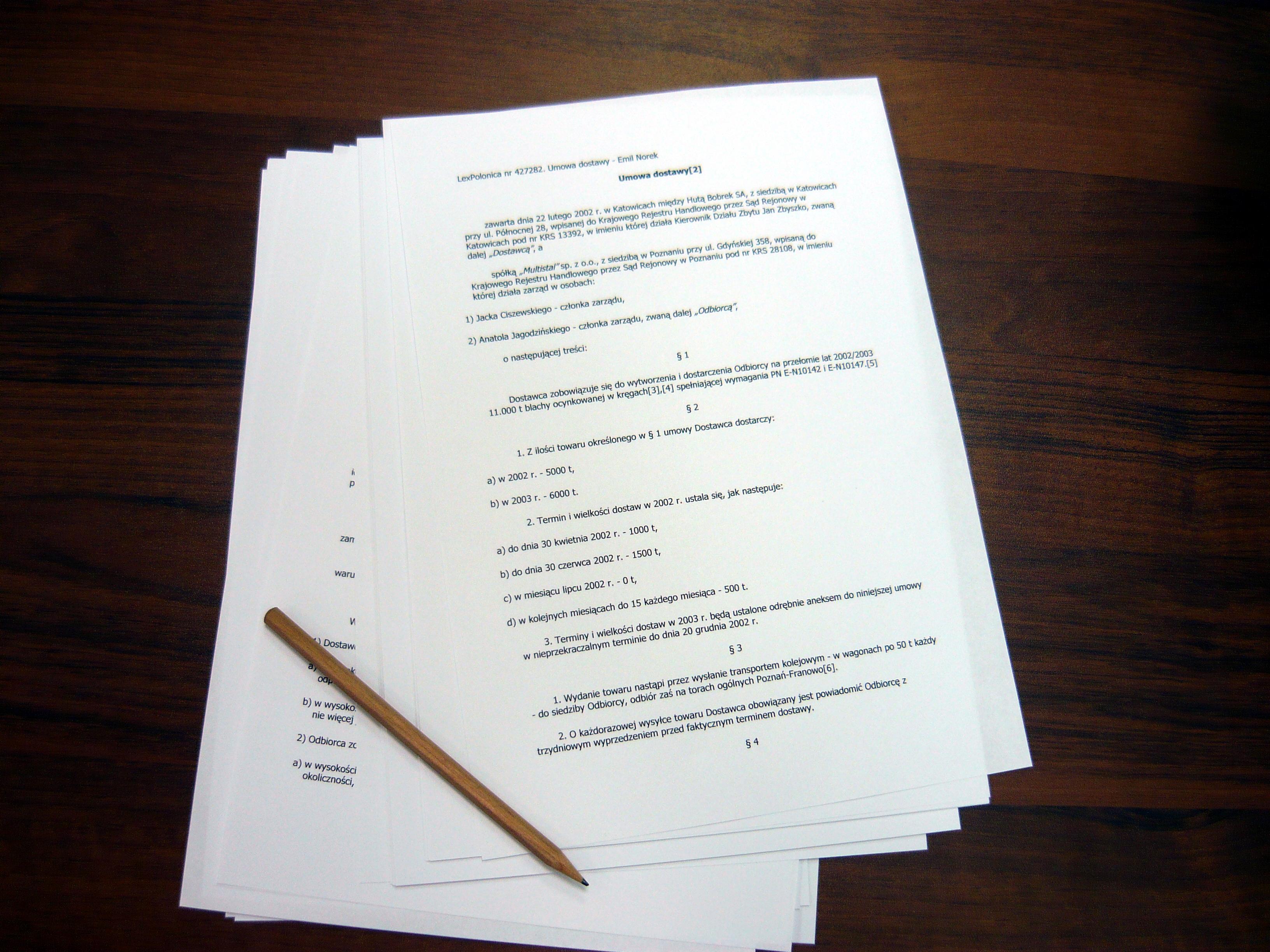 co musisz wiedzieć o zawieraniu umów?